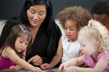 The Power of Their Voices: Early Childhood Teachers Talk  School Reform