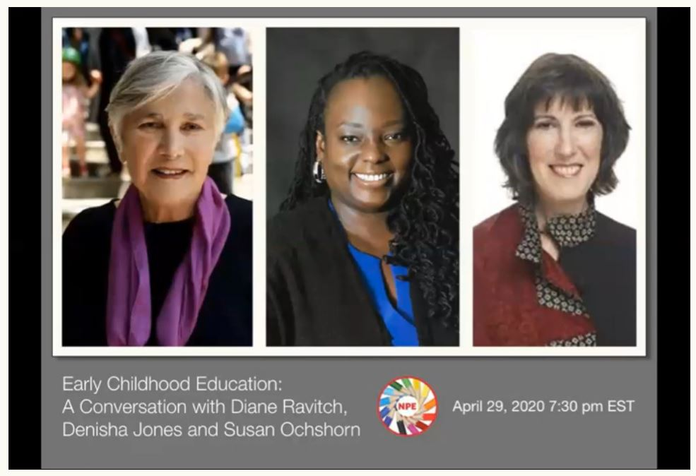 A Conversation with Diane Ravitch