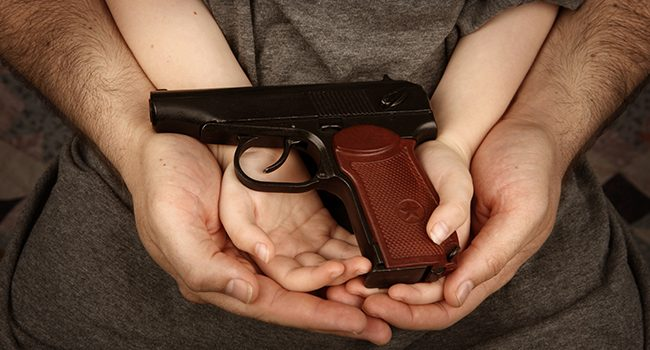 Children, Guns, and the Bear of Toxic Stress