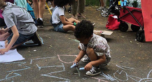 NYC Black Lives Matter Children's March